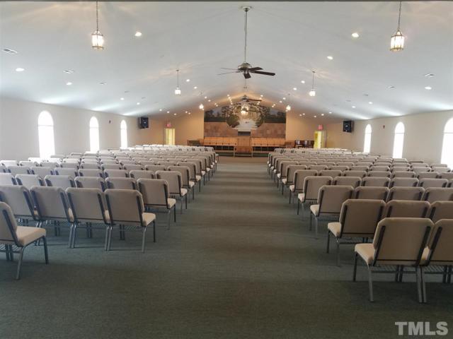 500 Lucy Garrett Road, Roxboro, NC 27574 (#2236397) :: Marti Hampton Team - Re/Max One Realty