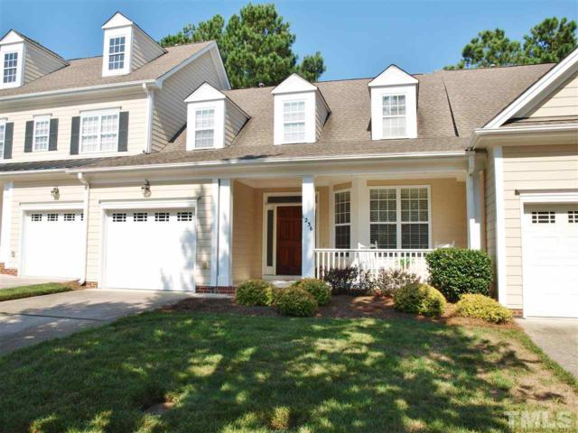 1236 Fairview Club Drive, Wake Forest, NC 27587 (#2236478) :: Raleigh Cary Realty