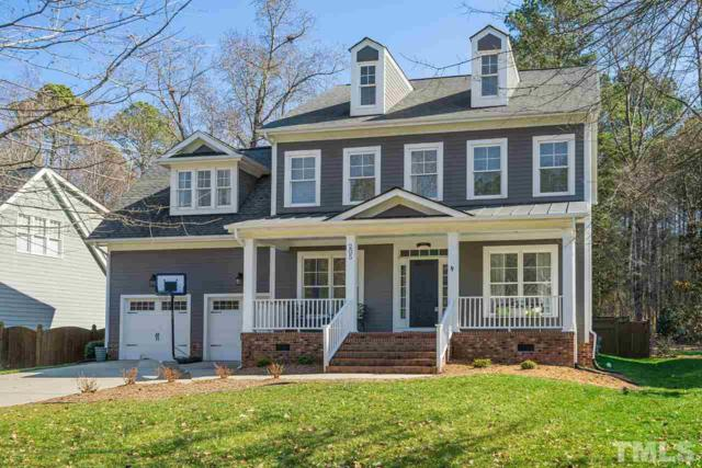 205 Grantwood Drive, Holly Springs, NC 27540 (#2236542) :: Raleigh Cary Realty