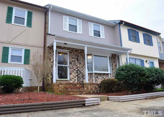 2474 Moran Street Unit E, Burlington, NC 27215 (#2236577) :: The Perry Group