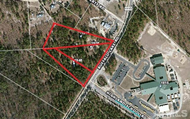 1908 Buffalo Lake Road, Sanford, NC 27332 (#2236628) :: RE/MAX Real Estate Service