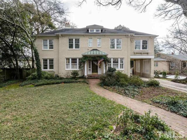 1214 Cowper Drive, Raleigh, NC 27608 (#2236630) :: The Results Team, LLC