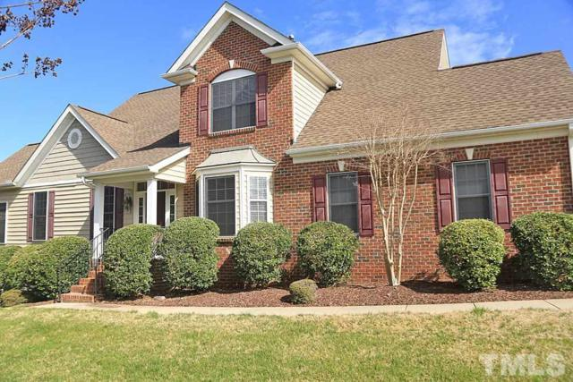 11028 Fair Chase Court, Raleigh, NC 27617 (#2236640) :: Morgan Womble Group