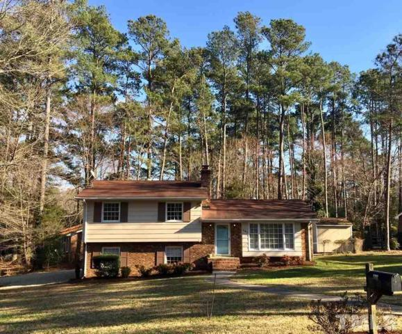 401 Thornwood Road, Chapel Hill, NC 27517 (#2236667) :: The Jim Allen Group