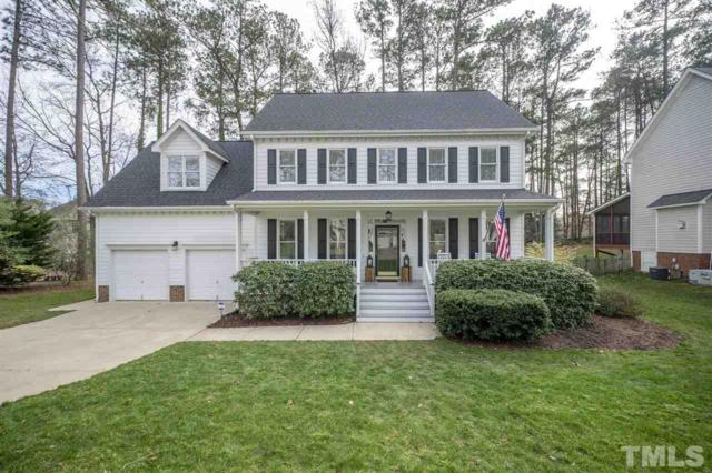 108 Baltimore Road, Holly Springs, NC 27540 (#2236706) :: The Amy Pomerantz Group