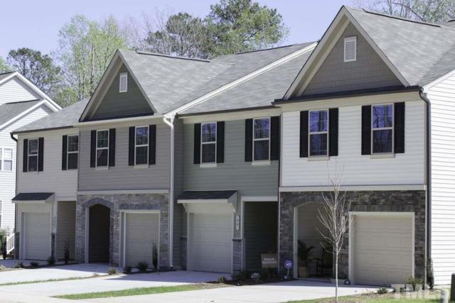 116 Polaris Avenue #423, Garner, NC 27529 (#2236746) :: M&J Realty Group