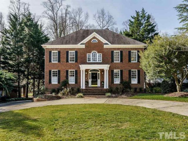 707 Runnymede Road, Raleigh, NC 27607 (#2236820) :: The Perry Group