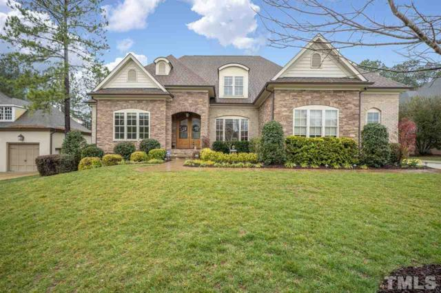4011 Greyhawk Place, Apex, NC 27539 (#2236836) :: The Perry Group