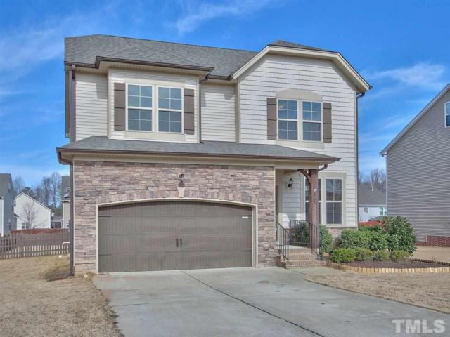 308 Airedale Drive, Holly Springs, NC 27540 (#2236837) :: The Amy Pomerantz Group