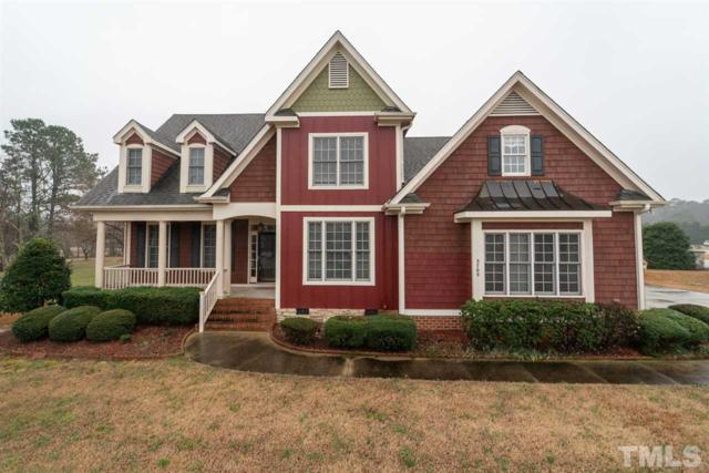 3709 Carriage Manor Court, Wendell, NC 27591 (#2236853) :: The Jim Allen Group