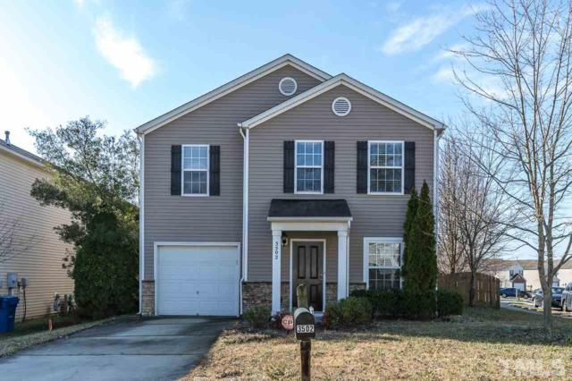 3502 Skybrook Lane, Durham, NC 27703 (#2236881) :: The Beth Hines Team