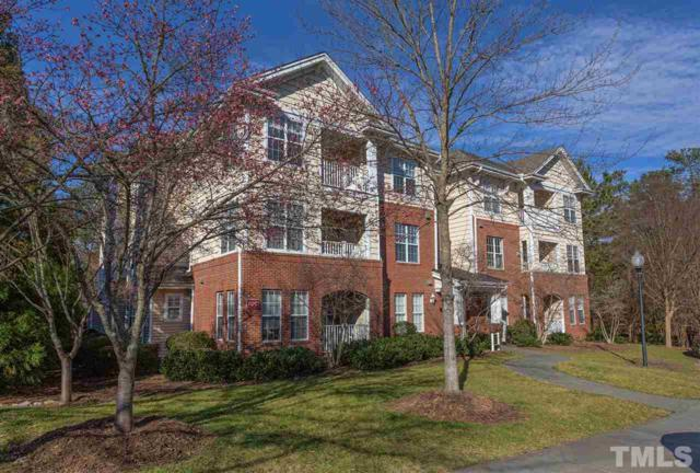 113 Providence Glen #113, Chapel Hill, NC 27514 (MLS #2236901) :: The Oceanaire Realty