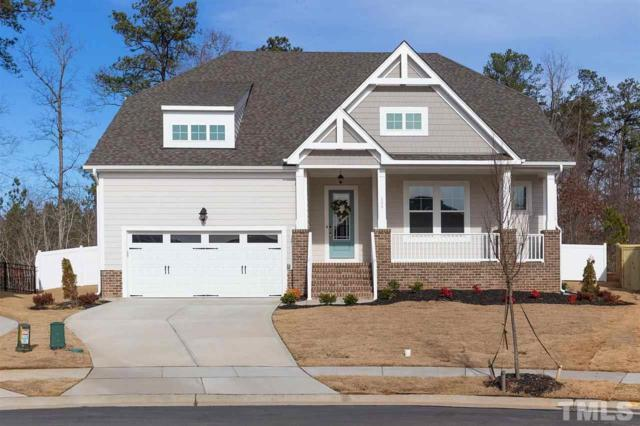 108 Hensley Grove Court, Holly Springs, NC 27540 (#2236910) :: Marti Hampton Team - Re/Max One Realty