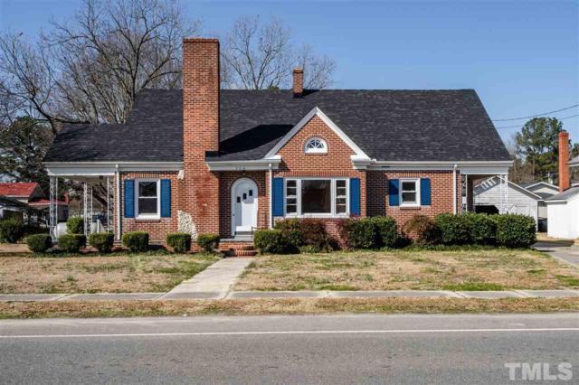 204 S Pine, Princeton, NC 27569 (#2236911) :: The Beth Hines Team