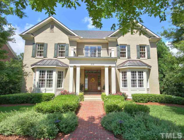 315 Meadowmont Lane, Chapel Hill, NC 27517 (#2236912) :: M&J Realty Group