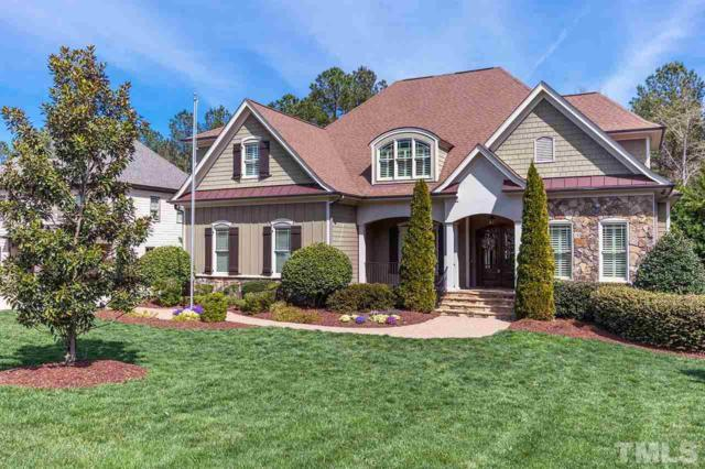 825 Keith Road, Wake Forest, NC 27587 (MLS #2236945) :: The Oceanaire Realty