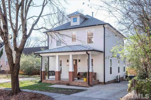 324 E South Street, Raleigh, NC 27601 (#2237019) :: The Jim Allen Group