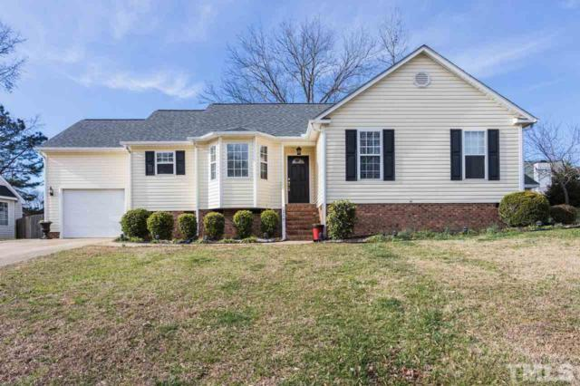 209 Stargate Road, Holly Springs, NC 27540 (#2237038) :: Marti Hampton Team - Re/Max One Realty