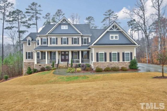 116 Eagles Watch Lane, Chapel Hill, NC 27517 (#2237063) :: The Jim Allen Group