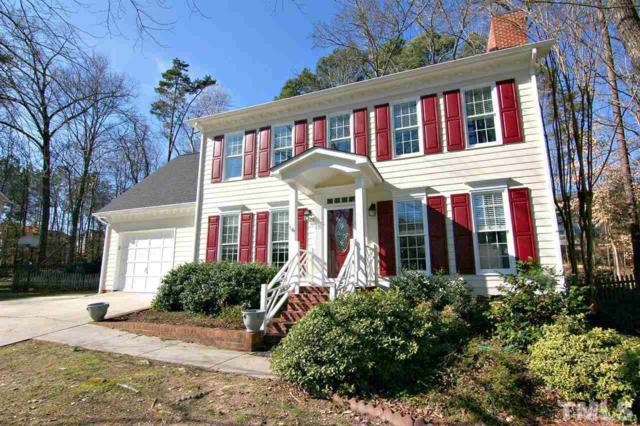 20 Swallows Ridge Court, Durham, NC 27713 (#2237067) :: RE/MAX Real Estate Service