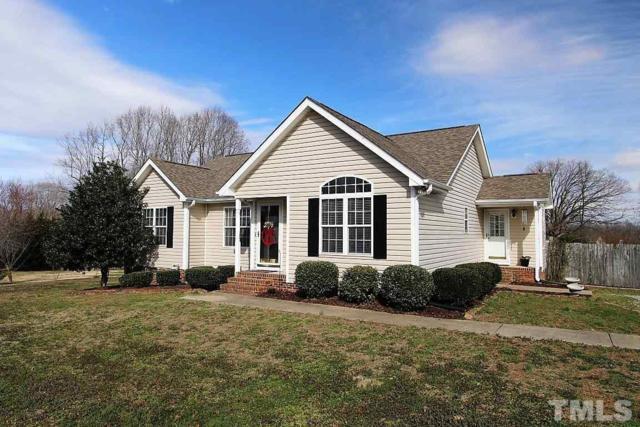 78 Cross Creek Court, Timberlake, NC 27583 (#2237085) :: Raleigh Cary Realty