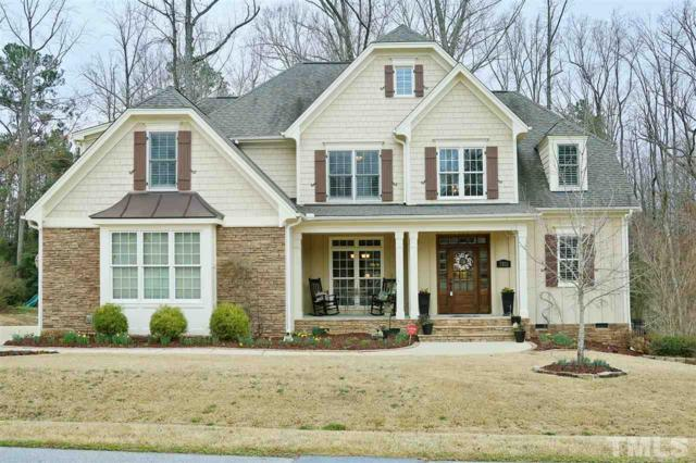 7332 Capulin Crest Drive, Apex, NC 27539 (#2237089) :: The Jim Allen Group