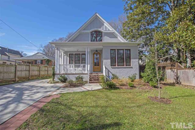 221 Gardner Street, Raleigh, NC 27607 (#2237099) :: The Results Team, LLC