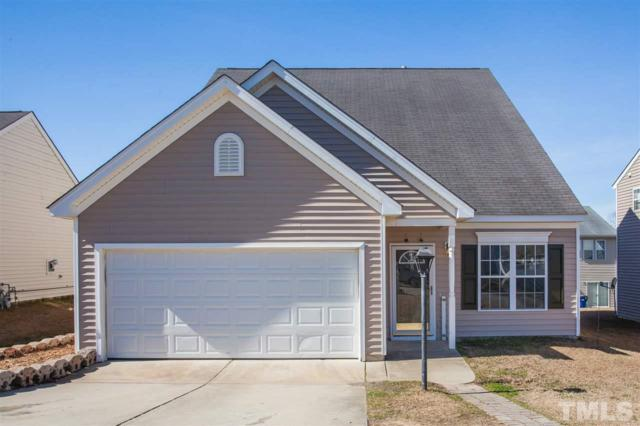 1916 Cartier Ruby Lane, Raleigh, NC 27610 (#2237101) :: M&J Realty Group