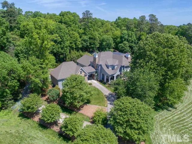 536 Meadow Run Drive, Chapel Hill, NC 27517 (#2237145) :: Spotlight Realty