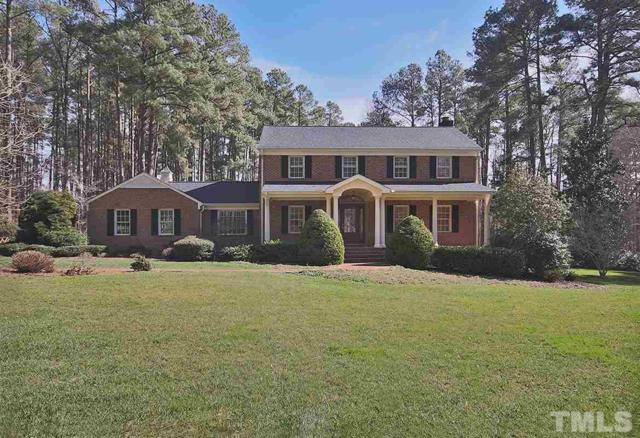 7214 Sunrise Road, Chapel Hill, NC 27514 (#2237194) :: The Amy Pomerantz Group