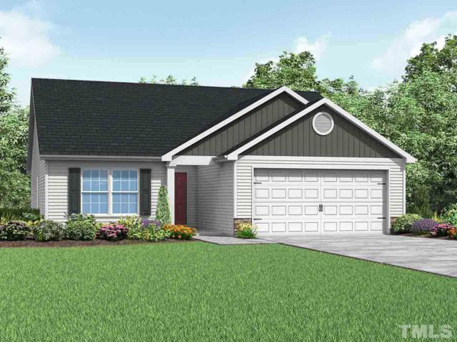 393 Mineral Springs Lane, Fuquay Varina, NC 27526 (#2237205) :: RE/MAX Real Estate Service