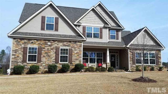 401 Swann Trail, Clayton, NC 27527 (#2237258) :: M&J Realty Group