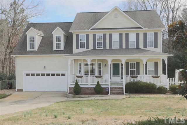 58 Silver Stirrup Court, Willow Spring(s), NC 27592 (#2237264) :: M&J Realty Group