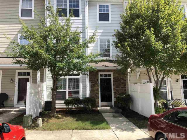 1221 Canyon Rock Court #106, Raleigh, NC 27610 (#2237271) :: Marti Hampton Team - Re/Max One Realty