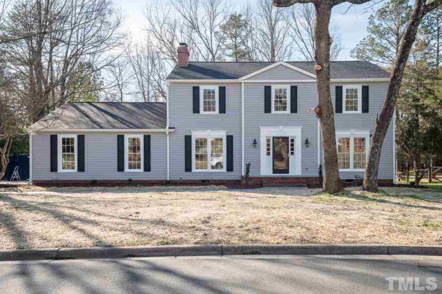 3131 Forestdale Drive, Burlington, NC 27215 (#2237273) :: M&J Realty Group