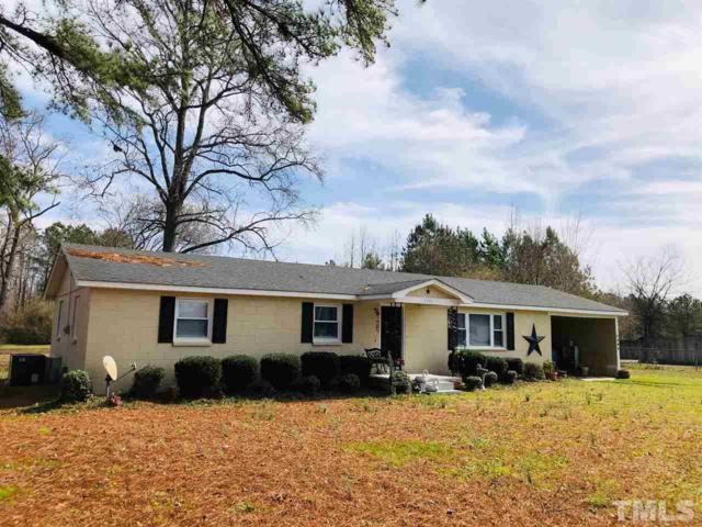 1999 S Us 401 Highway, Lillington, NC 27546 (#2237278) :: RE/MAX Real Estate Service
