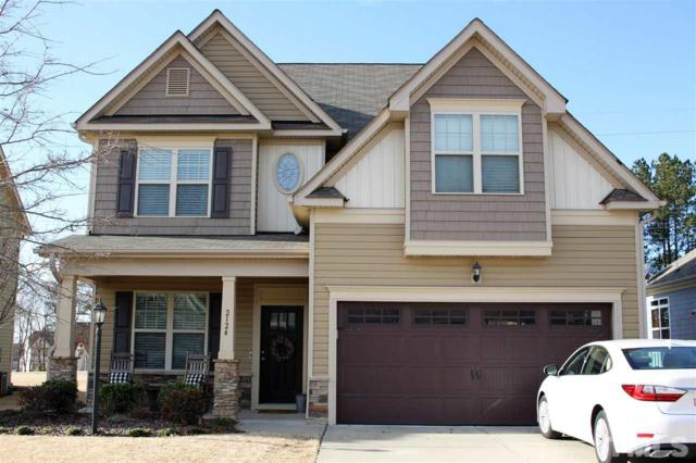 2124 Longmont Drive, Wake Forest, NC 27587 (#2237293) :: M&J Realty Group