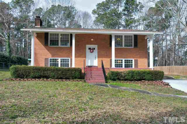 5202 Olive Road, Raleigh, NC 27606 (#2237332) :: M&J Realty Group