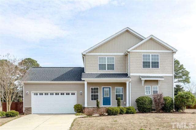 5705 Cotkin Lane, Raleigh, NC 27603 (#2237358) :: M&J Realty Group