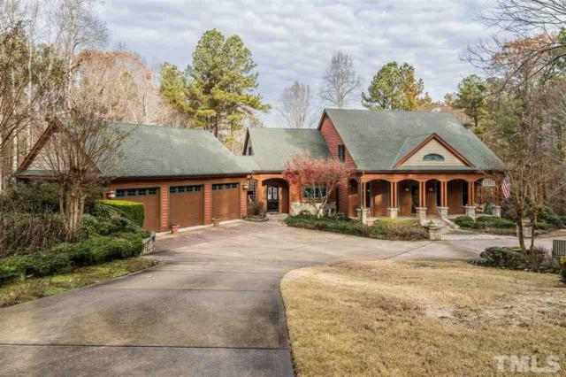 636 Wooded Lake Drive, Apex, NC 27523 (#2237364) :: M&J Realty Group