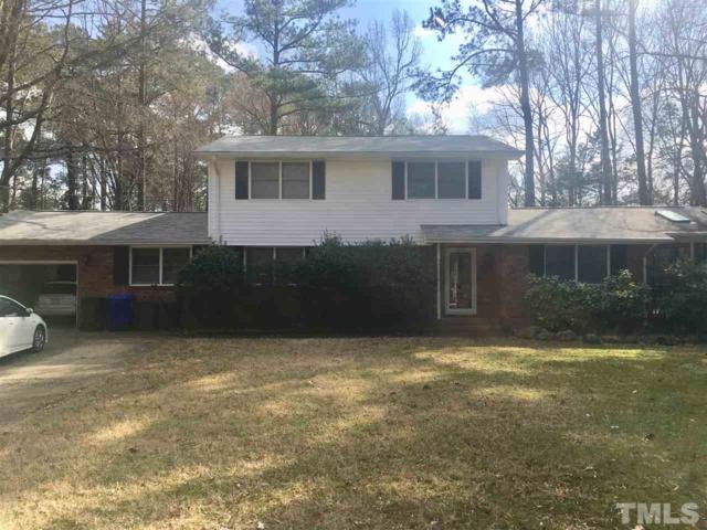 403 Holly Lane, Chapel Hill, NC 27517 (#2237365) :: Spotlight Realty