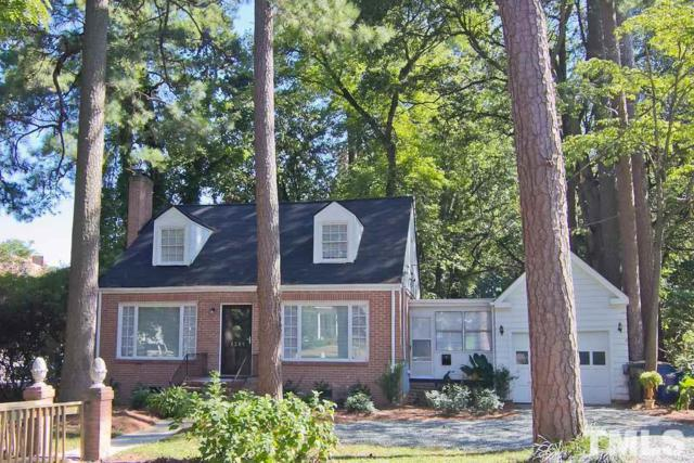 1209 Williamson Drive, Raleigh, NC 27608 (#2237380) :: The Beth Hines Team