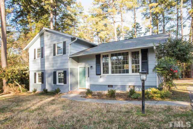 1303 Cypress Road, Chapel Hill, NC 27517 (#2237400) :: M&J Realty Group