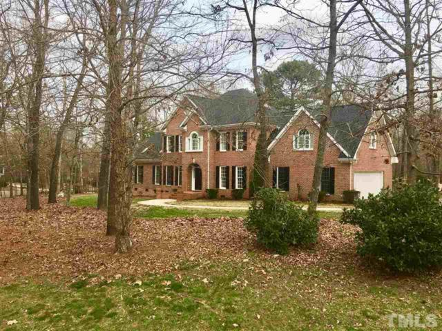 5333 Blue Sage Drive, Raleigh, NC 27606 (#2237407) :: RE/MAX Real Estate Service