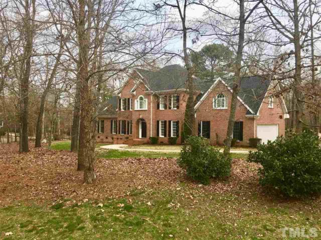 5333 Blue Sage Drive, Raleigh, NC 27606 (#2237407) :: Spotlight Realty