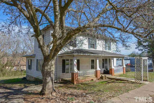 218 E Franklin Street, Warrenton, NC 27589 (#2237422) :: RE/MAX Real Estate Service