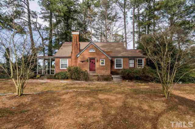1443 Branch Chapel Church Road, Selma, NC 27576 (#2237427) :: RE/MAX Real Estate Service