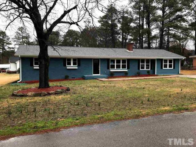 450 Chaplin Street, Wendell, NC 27591 (#2237435) :: RE/MAX Real Estate Service