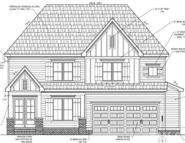 214 Harewood Place Lot 216, Fuquay Varina, NC 27526 (#2237449) :: The Jim Allen Group