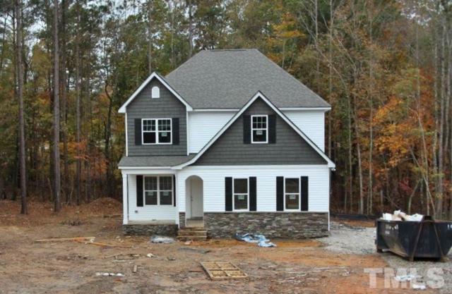 1261 Silky Willow Drive, Wake Forest, NC 27587 (#2237555) :: The Perry Group